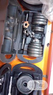 Adjustable Dumbbell | Sports Equipment for sale in Lagos State, Surulere