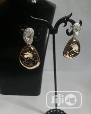 2 Tone Earring Silver | Jewelry for sale in Lagos State, Agboyi/Ketu