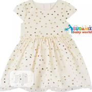 Carter'S Gold Hearts Tulle Dress | Children's Clothing for sale in Lagos State, Alimosho