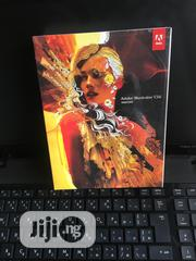 Adobe Illustrator CS6 Window English Retail Box | Software for sale in Lagos State, Ikeja