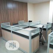 4man Workstation Cubicle | Furniture for sale in Lagos State, Ikeja
