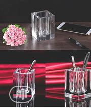 Crystal Pen Holder | Stationery for sale in Lagos State