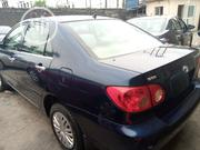 Toyota Corolla 2007 1.6 VVT-i Blue | Cars for sale in Lagos State, Apapa