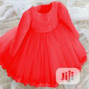 Kiddies Red Gown | Children's Clothing for sale in Nasarawa State, Karu-Nasarawa