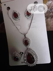 Chain, Pendant, Earrings And Ring | Jewelry for sale in Lagos State, Lekki Phase 1