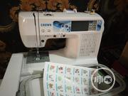 Crown Embroidery Machine (Monogram And Stitches) | Manufacturing Equipment for sale in Lagos State, Lagos Island