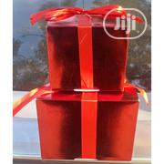 2 Piece Gift Box With Ribbons | Arts & Crafts for sale in Lagos State, Ikoyi