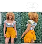 Ladies Plane And Pattern Playsuit | Clothing for sale in Lagos State, Ikeja