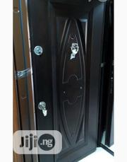 They're Special Doors The Frames Are Adjustable They're Armored Doors | Doors for sale in Lagos State, Ipaja