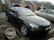 BMW 528i 2008 Black   Cars for sale in Lagos State, Surulere