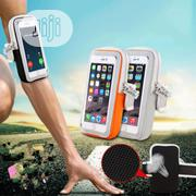 Breathable Sweat-absorbent Sports Armband Hand Phone Pouch   Accessories for Mobile Phones & Tablets for sale in Lagos State, Ikoyi