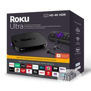 Roku Ultra Player 4K/HD | TV & DVD Equipment for sale in Lagos State, Ikeja