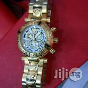 Original Chronographic Wrist Watch Invicter Reserved | Watches for sale in Lagos State, Lagos Island