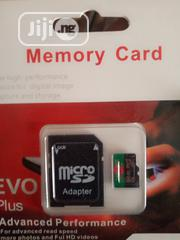 64G Micro SD Memory Adapter EVO Plus Advanced Speed Ful HD Music Vid | Accessories & Supplies for Electronics for sale in Rivers State, Port-Harcourt
