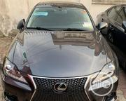 Lexus IS 2009 250 Gray | Cars for sale in Lagos State, Ikeja