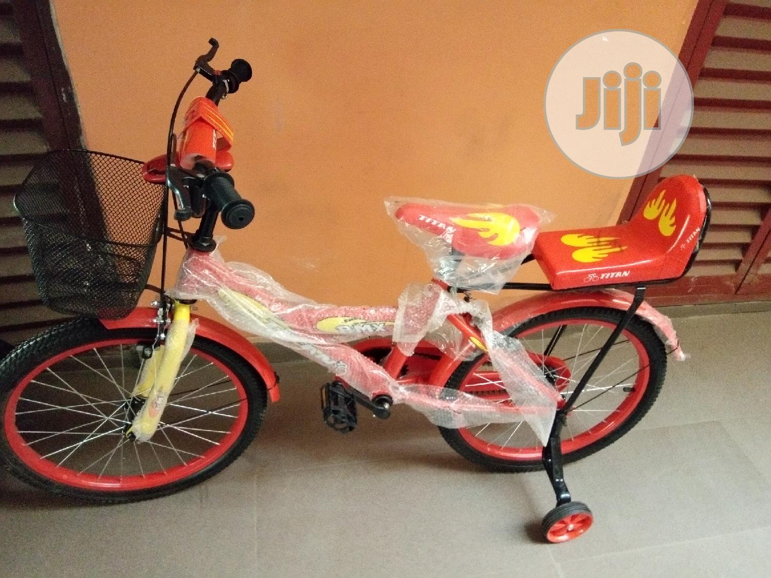 Titan Teen Bicycle | Toys for sale in Isolo, Lagos State, Nigeria