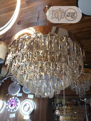 Flush Crystal Chandelier | Home Accessories for sale in Lagos State, Ojo