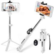 Selfie Stick Monopod Tripod Remote Bluetooth Shutter Smart Phones | Accessories for Mobile Phones & Tablets for sale in Lagos State, Ikeja