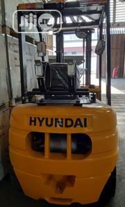 Brandnew 2.5ton LPG (Gas) Forklift 2019 Model For Hire | Automotive Services for sale in Lagos State, Ilupeju