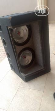 Subwoofer For Car And Outdoor | Vehicle Parts & Accessories for sale in Lagos State, Ipaja