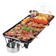 Electric Nonstick Teppanyaki Table Top Grill Griddle BBQ   Restaurant & Catering Equipment for sale in Lagos State, Lagos Island
