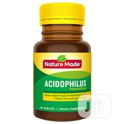 Nature Made Probiotic Acidophilus by 100 | Vitamins & Supplements for sale in Lagos State, Ikeja