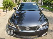 Lexus IS 2008 250 Gray | Cars for sale in Lagos State, Lekki Phase 1