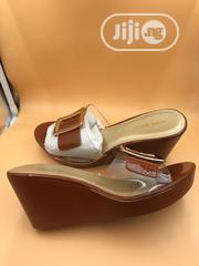 Ladies Nine West Wedge Slippers | Shoes for sale in Lagos State, Ikotun/Igando