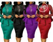 Quality Female Peplum Gown | Clothing for sale in Lagos State, Ikeja