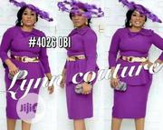 Lynn Coulture Quality Peplum Female Wear | Clothing for sale in Lagos State, Ikeja