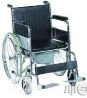 Commode Wheel Chair | Medical Equipment for sale in Lagos State, Lagos Island