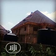 Brown Black Shingle Stone Coated Roofing Sheet | Building Materials for sale in Delta State, Ethiope East