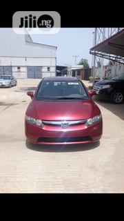 Honda Civic 2008 Red | Cars for sale in Kaduna State, Kaduna