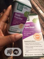 Brain Function To Improve Memory And Prevent Memory Loss | Vitamins & Supplements for sale in Lagos State, Ikeja