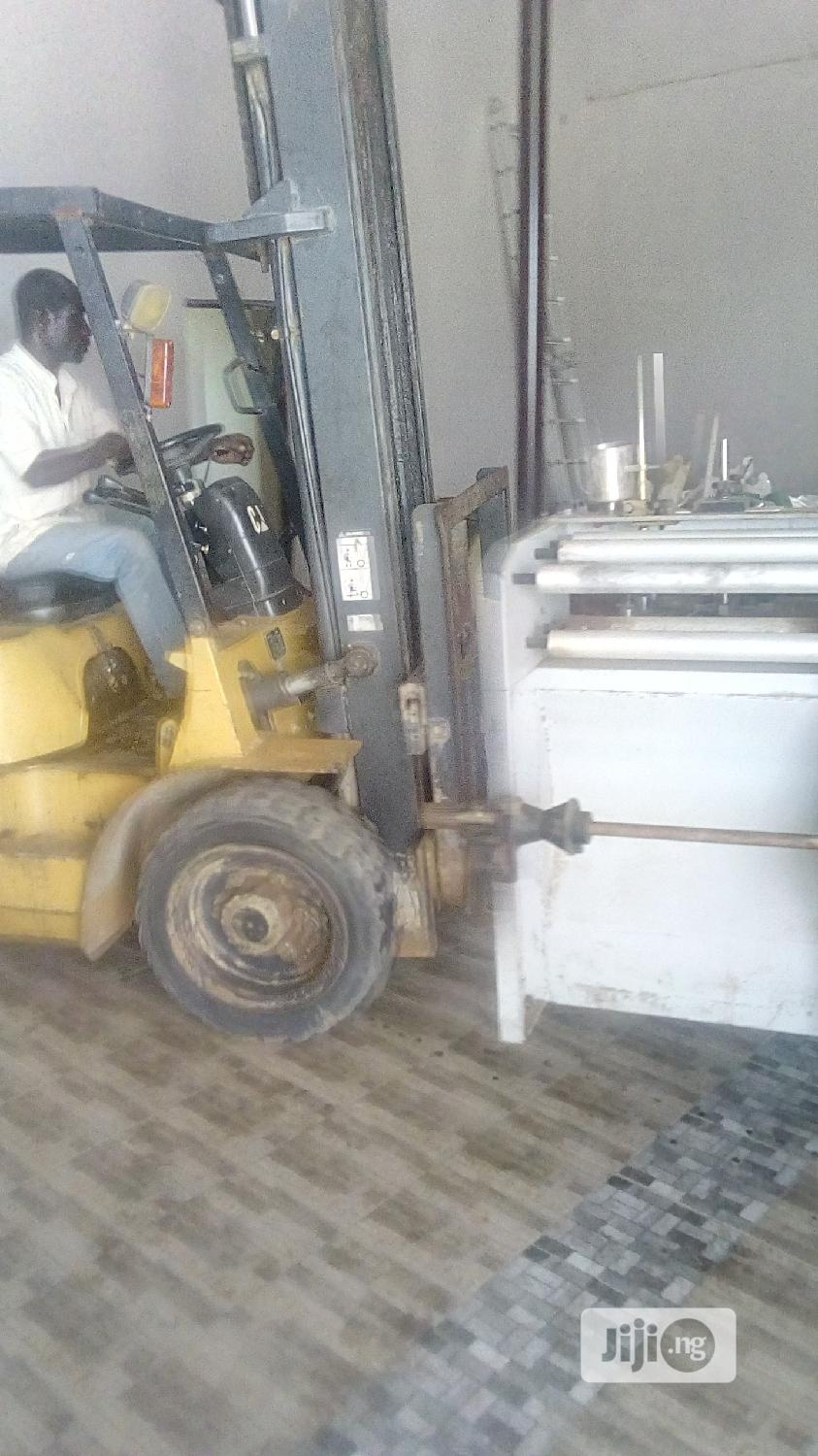 Cranes Hiring Nationwide | Logistics Services for sale in Central Business Dis, Abuja (FCT) State, Nigeria