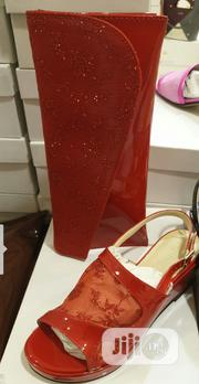 Italian Shoe and Bag Set by Lavinia   Shoes for sale in Lagos State, Surulere