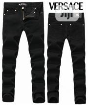 Smart Plain Black Men Fit Jeans | Clothing for sale in Lagos State, Ikeja