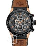 Quality Tag Heuer Time Piece | Watches for sale in Lagos State, Magodo