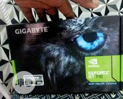 Gigabyte GT710 Graphics Card | Computer Hardware for sale in Lagos State, Ikeja