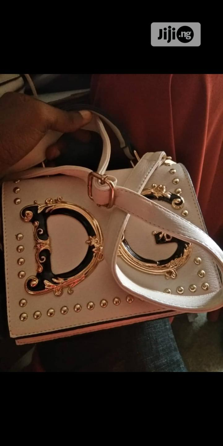 Cute Genuine Leather Mini Bag | Bags for sale in Isolo, Lagos State, Nigeria