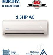 Bruhm 1.5HP Split Air Conditioner + Installation Kit | Home Appliances for sale in Oyo State, Ibadan