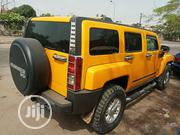 Hummer H3 Adventure Hydra-Matic 2009 Yellow | Cars for sale in Lagos State, Amuwo-Odofin