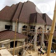 Installation Of Stone Coated Roofing Sheet In Abuja | Building & Trades Services for sale in Abuja (FCT) State, Lugbe District