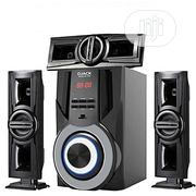 Djack 3.1ch Bluetooth Home Theatre Sound System (Dj-1003)   Audio & Music Equipment for sale in Lagos State, Alimosho