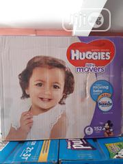 Huggies Little Movers ( 152 Counts) | Baby & Child Care for sale in Lagos State, Maryland