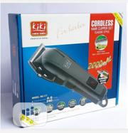 Kiki New Gain Rechargeable Clipper With Timer NG777 | Tools & Accessories for sale in Lagos State, Amuwo-Odofin