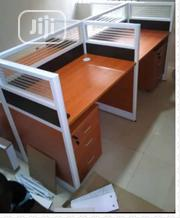 Brand New Quality Workstation Table Four Seaters | Furniture for sale in Lagos State, Ajah