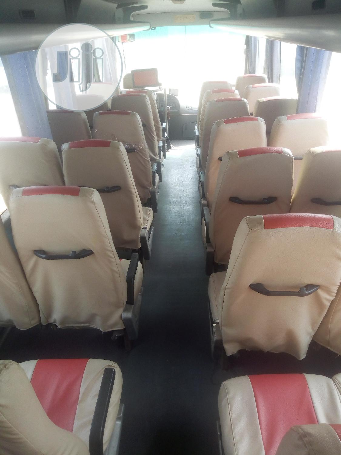 King Long Bus 2015 White | Buses & Microbuses for sale in Ibeju, Lagos State, Nigeria