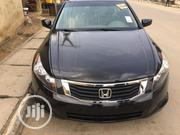 Honda Accord Coupe EX-L 2010 Black | Cars for sale in Lagos State, Agboyi/Ketu