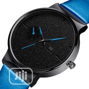 Shaarms Business Wrist Watch Blue-black   Watches for sale in Lagos State, Ikeja